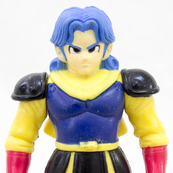 Super RARE! Dai no Daibouken Adventure Dragon Quest Aban Youth Figure TAKARA