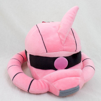"Gundam Char ZAKU MS-06S Super DX Head Type Plush Doll 13"" JAPAN ANIME"