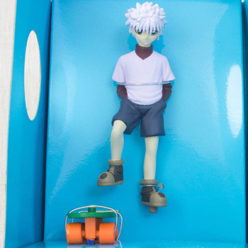 RARE! HUNTER x HUNTER Real Figure Killua Banpresto JAPAN ANIME JUMP