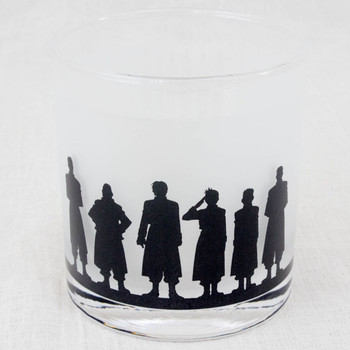 FullMetal Alchemist Glass Armed Forces of the Amestris Roy JAPAN ANIME MANGA