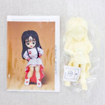 RARE! Ah! My Goddess Skuld SQLD Unpainted Model Kit Figure Vorks 1990 JAPAN ANIME