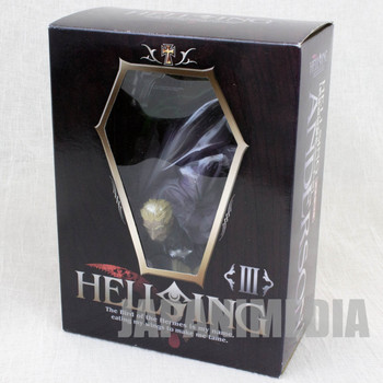 Hellsing Anderson Relief Figure JAPAN ANIME MANGA
