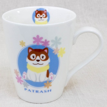 A Dog of Flanders Patrasche Mug World Master Piece Theater JAPAN ANIME MANGA