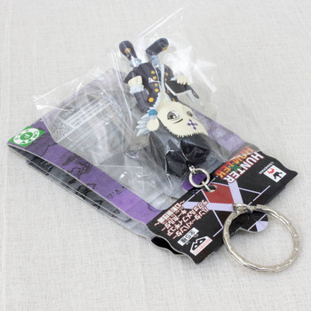 RARE HUNTER x HUNTER Kuroro Mini Figure Key Holder Chain Banpresto JAPAN ANIME
