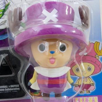 Dragon Ball Z x ONE PIECE Chopper Man x Piccolo Sofubi Figure JAPAN ANIME