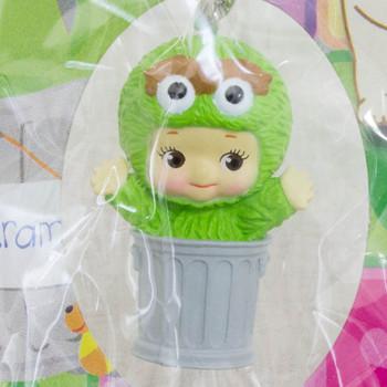 Sesame Street Oscar Rose O'neill Kewpie Kewsion Strap JAPAN ANIME MANGA