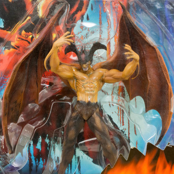 Devilman Winged Devilman Dynamic Action Figure Marmit JAPAN ANIME MANGA