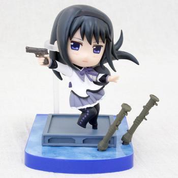 Puella Magi Madoka Magica Akemi Homura Battle Suit Figure SEGA JAPAN ANIME MANGA