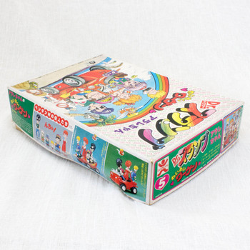 Retro RARE! Dr.Slump Arale chan Wagen Car Plastic Model Figure Kit Bandai JAPAN