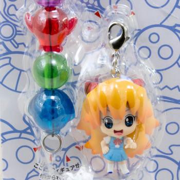 Evangelion School Petit EVA Asuka Langrey Figure & Beads Strap JAPAN ANIME MANGA