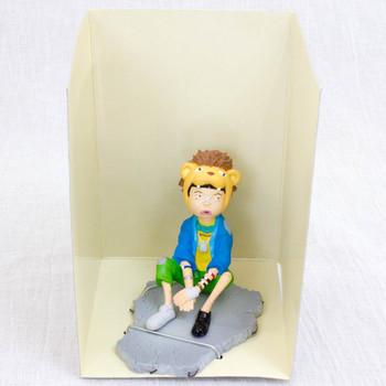 TEKKON KINKREET SHIRO Sitting Figure Matsumoto Taiyo Jun Planning JAPAN ANIME