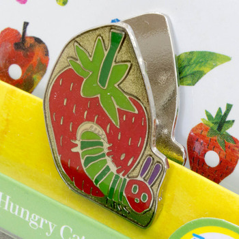 Eric Carle The Very Hungry Caterpillar Magnet Clip & Seat JAPAN