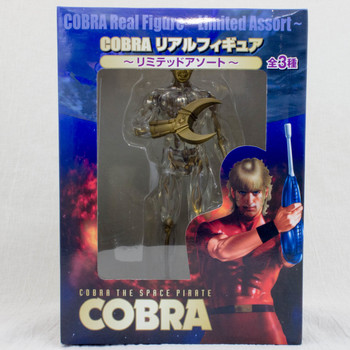 Space Adventure Cobra Crystal Bowie Real Figure Limited Assort JAPAN ANIME MANGA