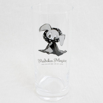 Puella Magi Magica Madoka Premium Glass Sweet Witch Charlotte Bebe JAPAN ANIME