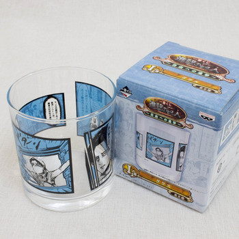 Attack on Titan Rock Glass Banpresto JAPAN ANIME MANGA  5
