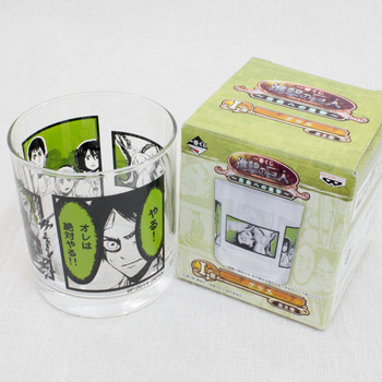 Attack on Titan Rock Glass Banpresto JAPAN ANIME MANGA  6