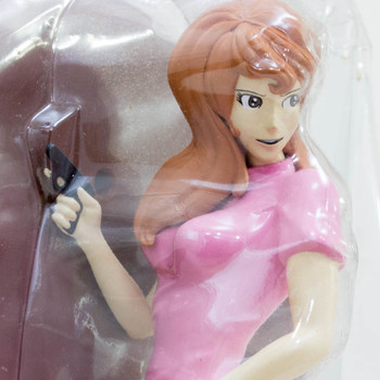 Lupin the Third (3rd) Fujiko Mine Sexy Pink Costume Figure Banpresto JAPAN ANIME