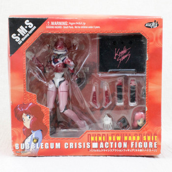 RARE! Bubblegum Crisis NENE Action Figure New Hard Suit Atelier SAI Japan ANIME