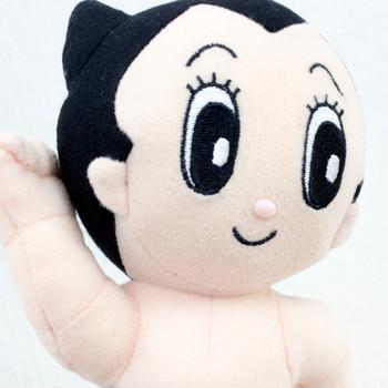 Astro Boy Atom Mascot Plush Doll Osamu Tezuka JAPAN ANIME MANGA