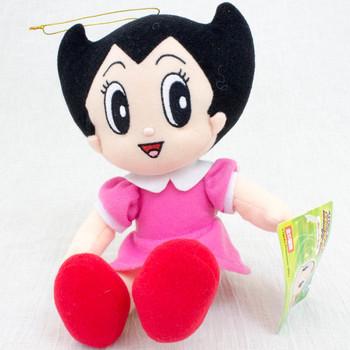 Astro Boy Uran Mascot Plush Doll Osamu Tezuka JAPAN ANIME MANGA