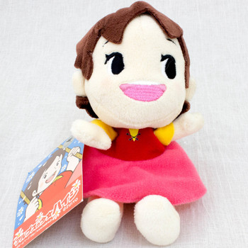 Girl of the Alps Heidi & Josef Mini Plush Doll Set Furyu JAPAN ANIME MANGA