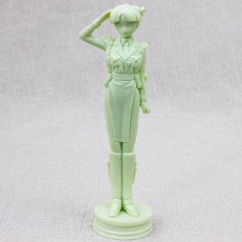 Silent Mobius Yuki Saiko 1/15 Scale Resin Cast Model Kit Figure Kaiyodo JAPAN