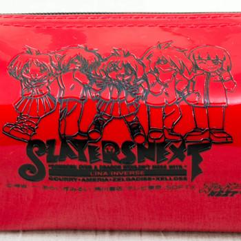 Slayers Next Vinyl Pen Case Lina Inverse Gourry Ameria Zelgadiss Zelloss