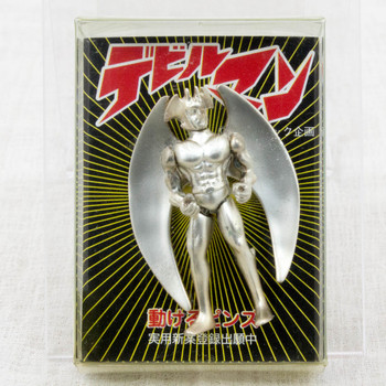 Retro Rare! Devilman Action Pins JAPAN ANIME MANGA NAGAI GO