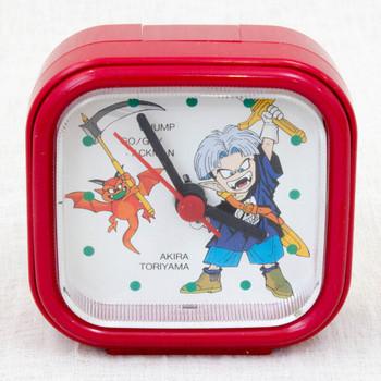 Go! Go! Ackman Mini Alarm Clock V-JUMP Toriyama Akira JAPAN ANIME MANGA