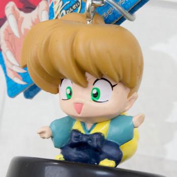 RARE! Inuyasha Shippou Sound Voice Figure Key Chian JAPAN ANIME MANGA