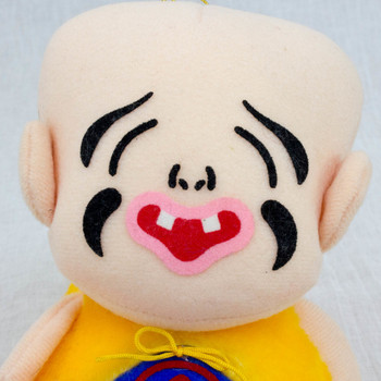 "RARE! Gegege no Kitaro Konaki Jijii 6"" Plush Doll JAPAN ANIME YOKAI"