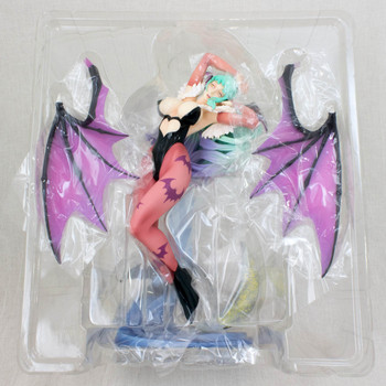 Vampire Savior MORRIGAN Capcom Figure Builder Creators Model JAPAN GAME