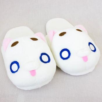 RARE! ARIA Neko Cat President Pair of Slippers JAPAN ANIME MANGA