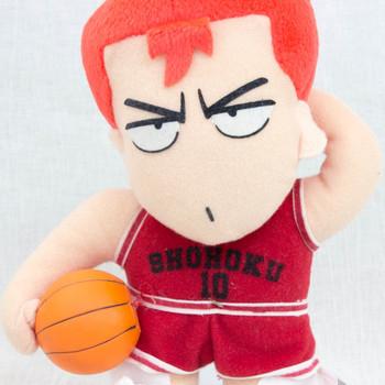 Slam Dunk Shohoku #10 Hanamichi Sakuragi Plush Doll JAPAN ANIME MANGA JUMP