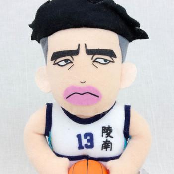 Slam Dunk Ryonan #13 Kicchou Fukuda Plush Doll JAPAN ANIME MANGA JUMP