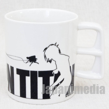 Attack on Titan Mug Eren Yeager vs Annie Leonhart Banpresto JAPAN ANIME MANGA