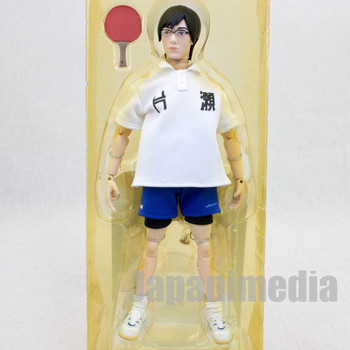 PING PONG Smile Tsukimoto Makoto Real Action Heroes RAH Figure Medicom Toy JAPAN