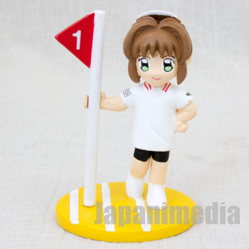 Cardcaptor Sakura Polystone Figure Gym suit Ver. JAPAN ANIME MANGA CLAMP
