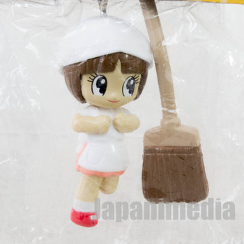 Black Jack Pinoko Sweeping Figure Key Chain Tezuka Osamu SEGA JAPAN ANIME