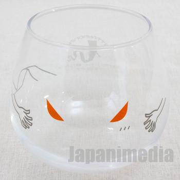 Gegege no Kitaro Yokai Ittan-momen Yura-Yura Swing Glass JAPAN ANIME