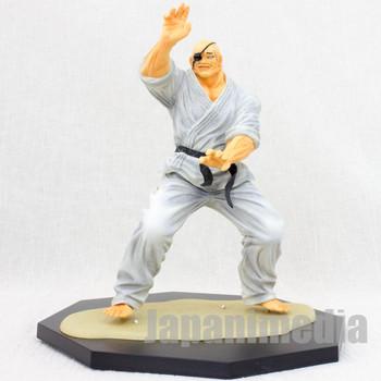 BAKI The Grappler Doppo Orochi Real Detail Figure JAPAN ANIME MANGA