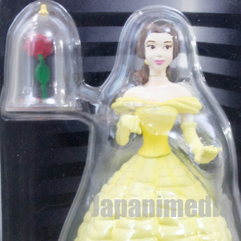 Disney Beauty and the Beast Belle Magical Collection Figure (Dress Up Ver.) Tomy JAPAN ANIME