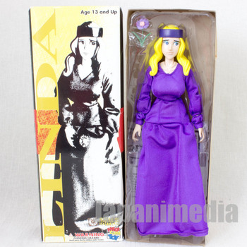 Lupin the Third (3rd) Linda Figure Stylish Collection Medicom Toy JAPAN ANIME MANGA
