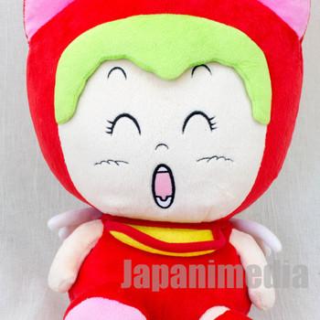 "Dr. Slump Arale chan Gatchan 14"" Big Plush Doll JAPAN ANIME MANGA"