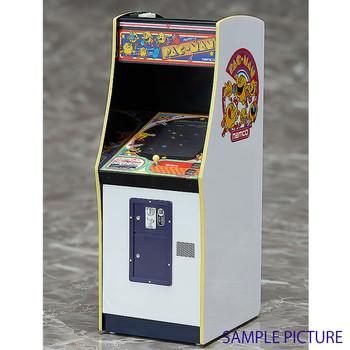 Pac-Man Arcade Game Machine Collection Namco 1/12 Miniature Figure JAPAN