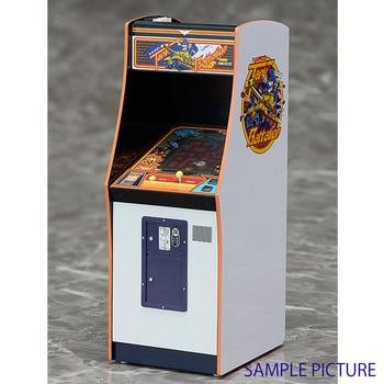 Tank Battalian Arcade Game Machine Collection Namco 1/12 Miniature Figure JAPAN