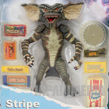 """Gremlins Stripe With Candy 6"""" Action Figure NECA Reel Toys"""