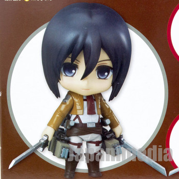 Attack on Titan Mikasa Ackerman Figure Nendoroid Good Smile Company JAPAN ANIME