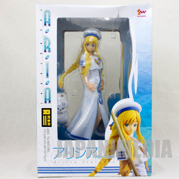 ARIA the Natural Alicia Florence 1/6 Figure Solid Works JAPAN ANIME MANGA