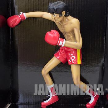 Ashita no Joe Real Figure Vol.01 Tooru Rikiishi Fighting Ver. Taito JAPAN ANIME
